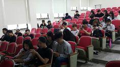 원광대학교 트위터와 소셜네트워크 수업 중 입니다. 이번 시간에는 이미지 기반의 SNS인 핀레스트를 공부하고 있습니다.