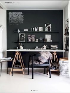 Incredibly organized creative workspaces decor ideas (5)