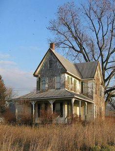 Granny Marigold: Wordless Wednesday... old houses