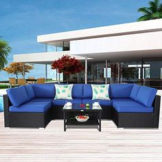 27 popular black rattan garden furniture sets images black rattan rh pinterest com