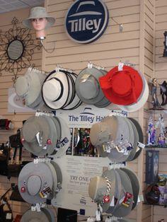 Tilley hats for all seasons-plus socks!