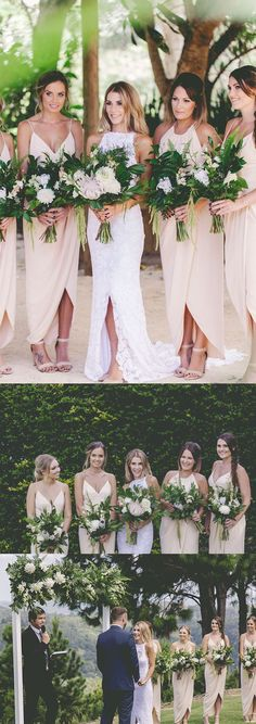 Love this color and style for bridesmaid. Maybe slightly different for Niki?