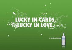Absolut: Lucky