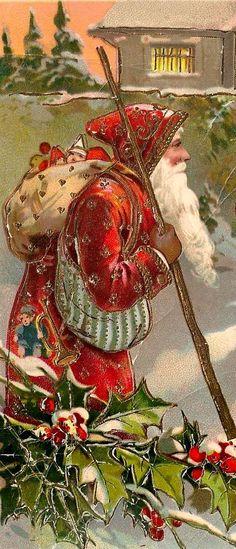 Saint Nicholas...