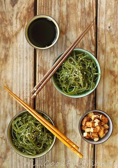 Japanese Seaweed Salad – the restaurant secret, and my quest for the best
