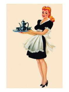French Maid Prints at AllPosters.com