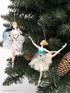 ballerina christmas tree ornaments