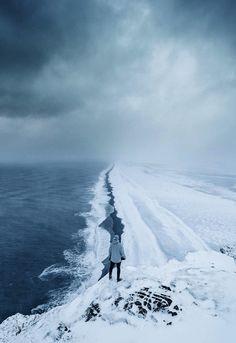Stunning Adventure Photos From Iceland by Nikolaus Brinkmann Snow Photography, Adventure Photography, Landscape Photography, Travel Photography, Drone Photography, Outdoor Photography, Adventure Photos, Adventure Travel, Tumblr