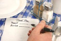 Ecco come pianificare un itinerario di viaggio in Europa in modo semplice e veloce!