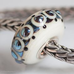 Small Core Artisan Bead SRA Lampwork Beads BHB by Glassbonbon