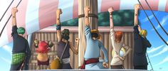 One Piece: Chapter chapitre-216 - Page 18