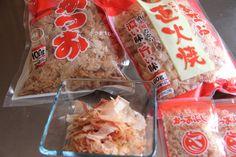 Dried Bonito Flakes (Katsuobushi)