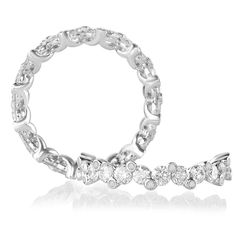 A.JAFFE Diamond Eternity Ring - by special order