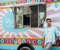Tahir Shah is the owner of Moti Roti Pakastani Soul Kitchen, a popular food truck in Dubai. Tahir was one of the first food trucks to open in Dubai and the food business got its Starting A Food Truck, Meals For One, Dubai, Outdoor Blanket, Trucks, Website, Learning, Ideas, Truck