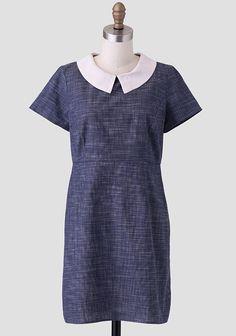 Elkridge Collared Dress at #Ruche @Ruche#PinADayInMay and @Ruche