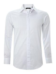 patrick-cox-white-longsleeve-plain-poplin-formal-shirt-product-1 ...