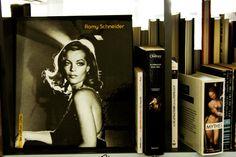 TOUCH esta imagem: A selection of Romy Schneider DVDs. by FvF