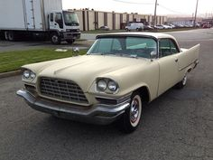 1957 Chrysler 300: Legendary Finds - Hot Rods, Race Cars, Classic Cars, Custom Cars, Sports Cars, cars for sale | Page 17