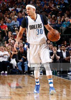 b7dc3f1cb468 News Photo   Seth Curry of the Dallas Mavericks handles the... Seth Curry