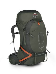 Osprey Atmos AG™ 65 / 4lb 6oz / The foundation of the Osprey Atmos AG™ 65 is Osprey's Anti-Gravity™ suspension system that delivers outstanding ventilation and carrying comfort. This award winning pack has earned a solid reputation with savvy thru-hikers on the Pacific Crest Trail.