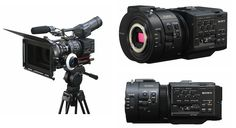 Looks like Sony might be making good reasonably priced cameras again. This is the newly announced NEX-FS700.