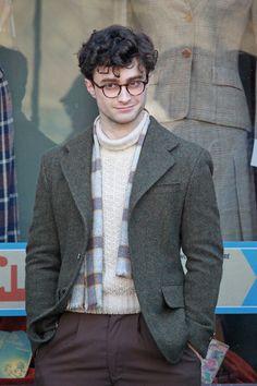 Daniel Radcliffe and Dane DeHaan Photos - Daniel Radcliffe Films 'Kill Your Darlings' - Zimbio