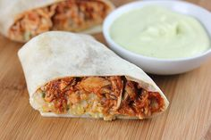 The chicken burrito from taco bell is one of my favorite items on the menu. This is a copycat recipe for the chicken burrito from Taco Bell restaurant. This burrito is loaded with shredded Mexican chi