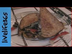 Veg Out with Mike: How to Make a Killer Mushroom Sandwich