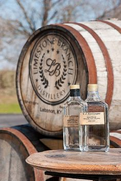 Limestone Branch Distillery is located within minutes of downtown, offering visitors 21+ years old a sample of an authentic moonshine recipe.
