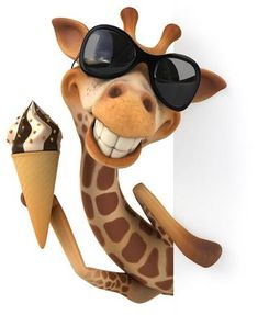 Find Giraffe stock images in HD and millions of other royalty-free stock photos, illustrations and vectors in the Shutterstock collection. Cartoon Giraffe, Cartoon Pics, Cartoon Art, Giraffe Humor, Giraffe Drawing, Giraffe Art, Giraffe Painting, Baby Animals, Funny Animals