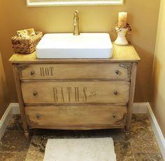 18 best chalk paint bathroom images bathroom paint bathroom rh pinterest com chalk painting a bathroom vanity