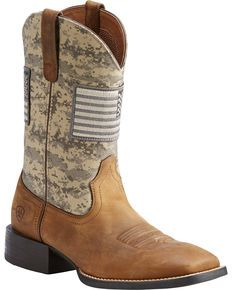 Ariat Round Up Patriot Cowgirl Boot (Women's) o0QnV