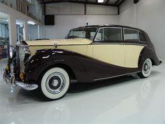 1956 Rolls Royce Silver Wraith