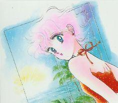 "Artwork from ""Chocolate Christmas"" series by manga artist & ""Sailor Moon"" creator Naoko Takeuchi. Anime Was A Mistake, Naoko Takeuchi, Sailor Moon Art, Christmas Chocolate, Manga Artist, Magical Girl, Shoujo, Beautiful Artwork, Manga Anime"