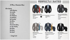 A well dressed man definitely will have these qualities.   #MensWear #CustomSuits #Dapper #MensFashionReview #BuccoCouture  #BuccoBoutique #MyBucco  #BuccoUs #BuccoCoutureMobile #MensFashion #MensStyle #MensDesigner  #TailorMade #SuitUp #Stylist #CustomShoes and don't forget to like us on pinterest and twitter @buccocoture and Facebook at Bucco Couture Mobile