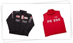 Corporate jackets for your branding.
