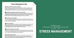 Stress management worksheets & infographic Stress management : Stress Management Tips. Stress Management Activities, Stress Management Techniques, Management Tips, Management Quotes, School Stress, Student Stress, Anxiety Humor, Anxiety Quotes, Stress Control