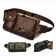 -font-b-Leather-b-font-mens-small-hiking-fishing-waist-font-b-bag-b-font.jpg (691×691)