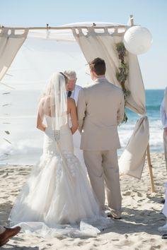 Beach wedding, beach wedding venue, Beach wedding ideas,  A La Plage Beach Weddings, Tel: 760-295-3797