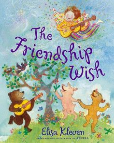 Becoming a sister to every Girl Scout is important because your girls and you are probably going to be together for a long time.  For this Daisy meeting, The Friendship Wish makes a great springboard to the Daisy Chain of Friendship activity.