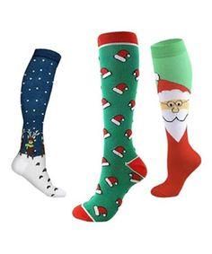 White Reindeer, Santa And Reindeer, Santa Hat, Improve Leg Circulation, Green Santa, Boot Cuffs, Holiday Festival, Leg Warmers, Hosiery