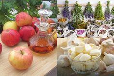 Ocet Czterech Złodziei – leczy i chroni | Na zdrowie Tobie Table Decorations, Dinner Table Decorations