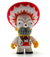 The Simpsons - Day of The Dead Homer Simpson