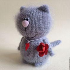 Doll Toys, Pet Toys, Cat Doll, Amigurumi Doll, Fabric Dolls, Handmade Toys, Baby Knitting, Knitting Patterns, Barbie