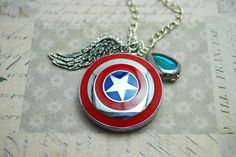 Original Avengers 8gb usb flash drive - charm necklaces on Etsy, $50.00