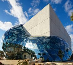 The Salvador Dali Museum is one of America's most mind-bending buildings