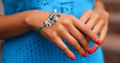 Summer brights with annabelle fleur from viva luxury #PANDORAloves