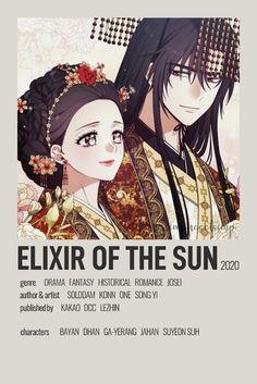 Elixir of the Sun Minimalist Poster
