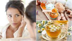 Cosmetics USA - 5 Cosmetic Treatments to Naturally Reduce Bags Under the Eyes Aloa Vera, Peeling Maske, Cosmetic Treatments, Diy Beauty, Alcoholic Drinks, Cosmetics, Fruit, Nature, Eyes Bags