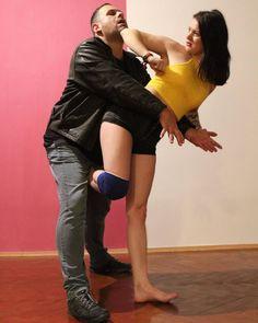 Self Defense Women, Martial Arts Women, Tough Girl, Female Art, Leather Pants, Girls, Instagram, Fashion, Woman Art